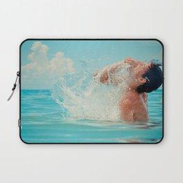 The splash of life Laptop Sleeve