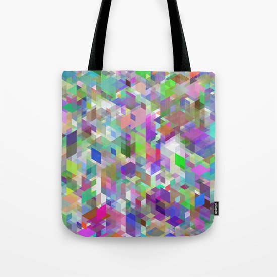 Panelscape - #1 society6 custom generation Tote Bag