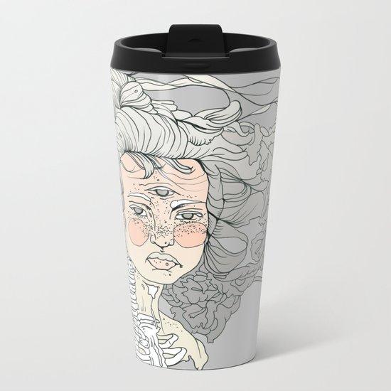 E3 Metal Travel Mug