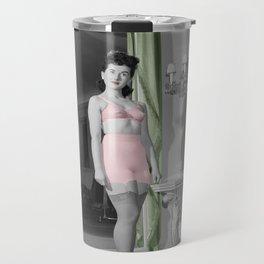 Girdle Girl 2 Travel Mug