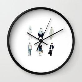 Bangtan boys Wall Clock