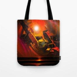 Maritimes Tote Bag