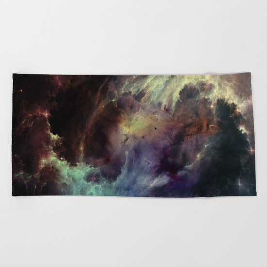 β Nihal Beach Towel