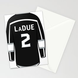 Paul LaDue Jersey Stationery Cards