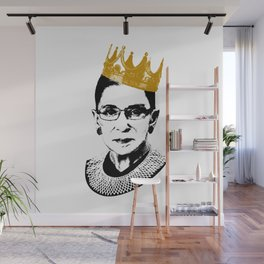 RBG Notorious Wall Mural