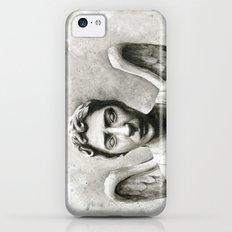 Weeping Angel iPhone 5c Slim Case