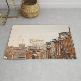Domino Sugar - Baltimore Rug
