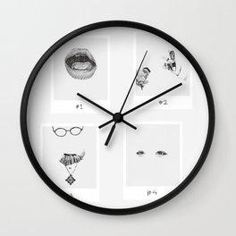 details j Wall Clock