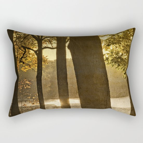"""Second"" Summer Rectangular Pillow"