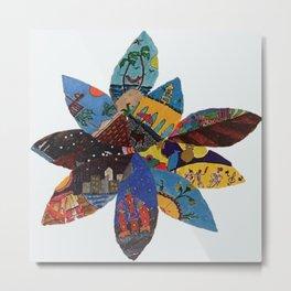 life petals Metal Print