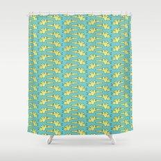 Dumbard Shower Curtain
