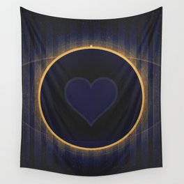 Pluto - The Heart Wall Tapestry