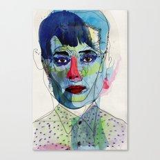 girl 03 Canvas Print