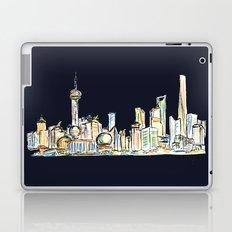 Shanghai - Midnight Version Laptop & iPad Skin