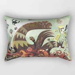 Tsuna me  Rectangular Pillow