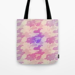 Lava Lamp Lavender  Tote Bag