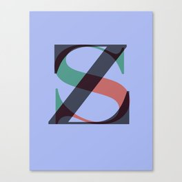 ZS Canvas Print