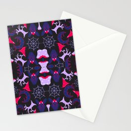 Merry halloween Stationery Cards