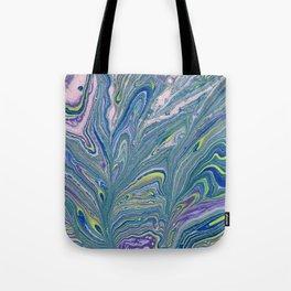 Wisteria - collaboration with Denise Naparla Tote Bag