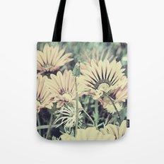 Desert Daisies - Daisy Project in memory of Mackenzie Tote Bag