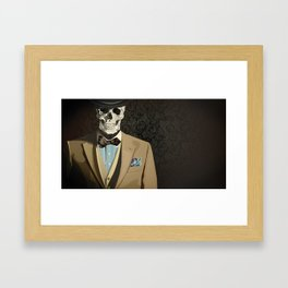 Topp Framed Art Print
