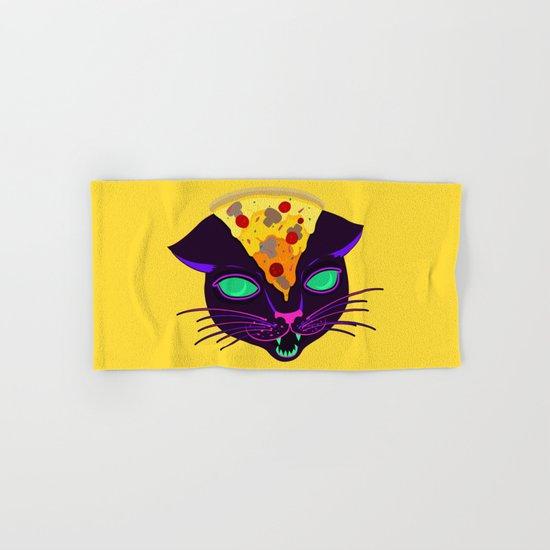 Delicious Cat Hand & Bath Towel
