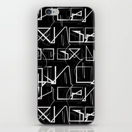 Cholo Hieroglyphics iPhone Skin