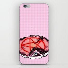 Mrs.Crowley's Old Fashioned Cherry Pie, Digital Version. iPhone Skin