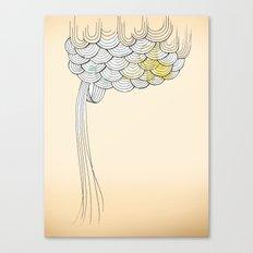 Unfurled Canvas Print