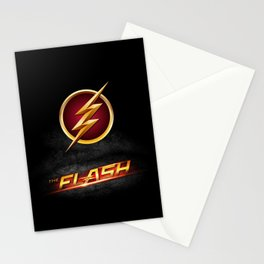 The Flash Inside Stationery Cards