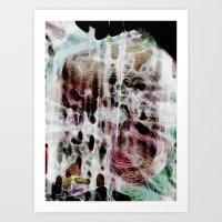 ghost world Art Prints featuring Ghost World by JosephButler