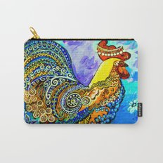 Crazy Chicken Carry-All Pouch