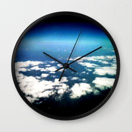 Spirit In The Sky Wall Clock