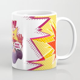 The Transformers: More Than Meets The Eye - Head Shot Rung Coffee Mug