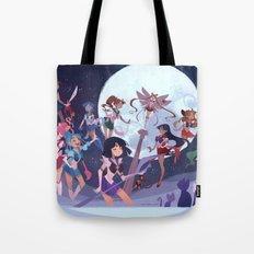 Sailor Soldiers Tote Bag