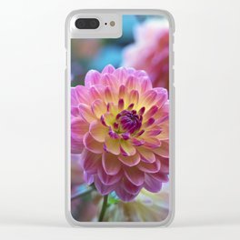 Longwood Gardens Autumn Series 123 Clear iPhone Case