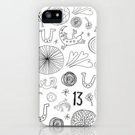 Lucky You iPhone Case