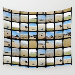 Beach Collective - Through The Viewfinder (TTV) Wall Tapestry