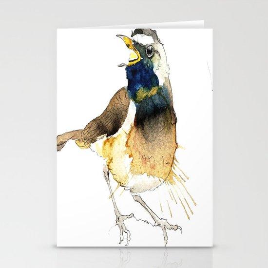 Tweet tweet Stationery Cards