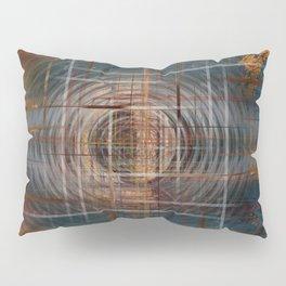 Unoccupied Digital Landscape Pillow Sham