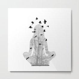 Noesis Metal Print