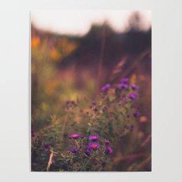 Jubilant Autumn Poster