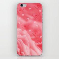 Valentine Rain iPhone & iPod Skin