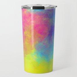 Color powder Travel Mug