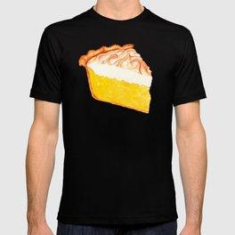 Lemon Meringue Pie Pattern T-shirt