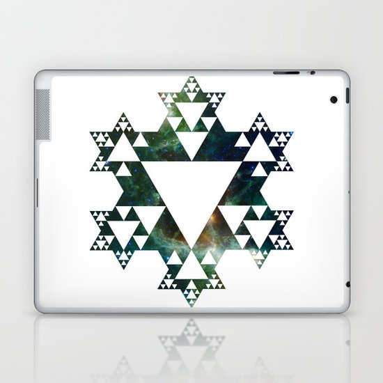 Stars and Stars Laptop & iPad Skin