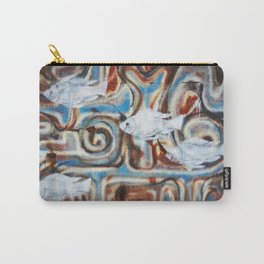 Cave Fish Carry-All Pouch