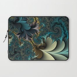 Birds of a Feather Fractal Laptop Sleeve
