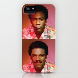 Childish Calrissian iPhone Case