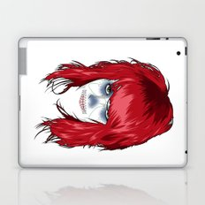 Dame of the Dead Laptop & iPad Skin